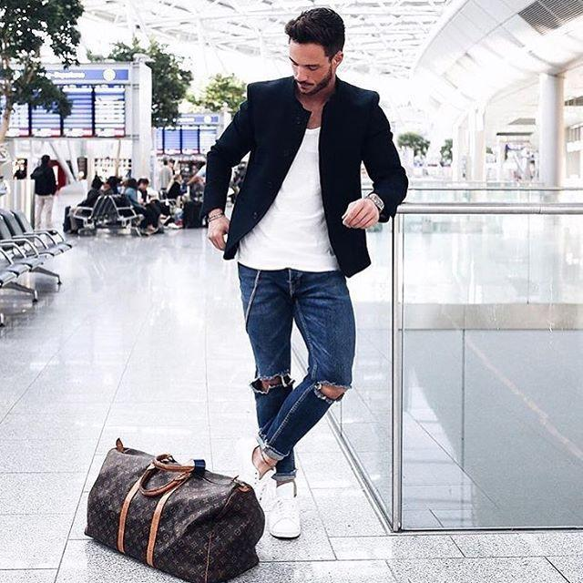 Men's Fashion Outfits for Summer 2016