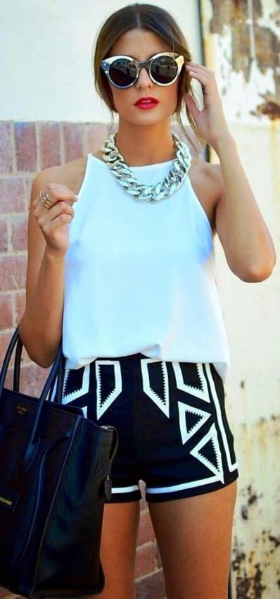 Women's Fashion Outfits for Summer 2016