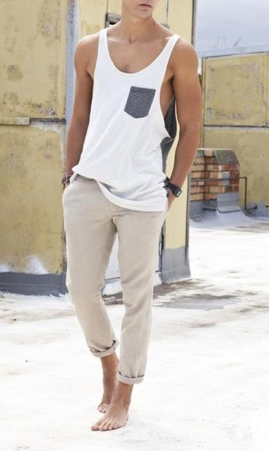 Follow These Latest Men's Beach Fashion Trends and Stay Stylish