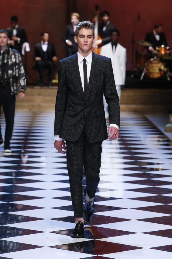 Sicilian Tailoring fromDolce & Gabbana