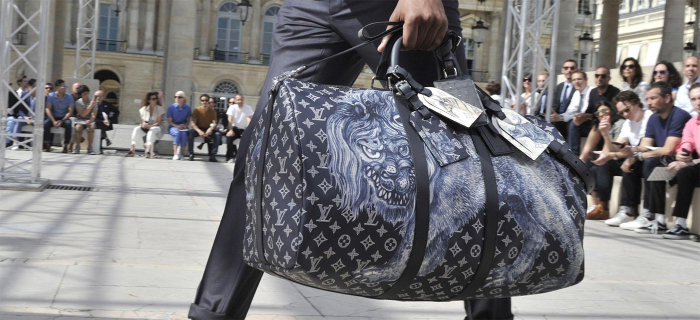 Louis Vuitton s/s 2017 Men's Bags Collection