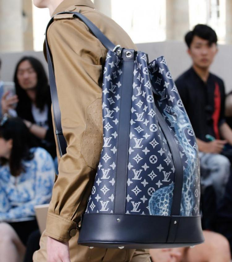 Louis Vuitton s/s 2017 Men's Bags Collection