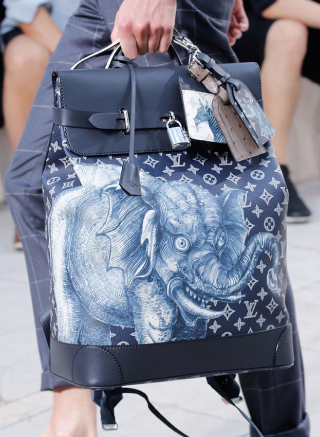 Louis Vuitton s/s 2017Men's Bags Collection