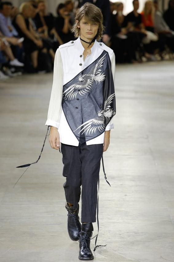 The Latest Fashion Looks for Men spring/summer 2017