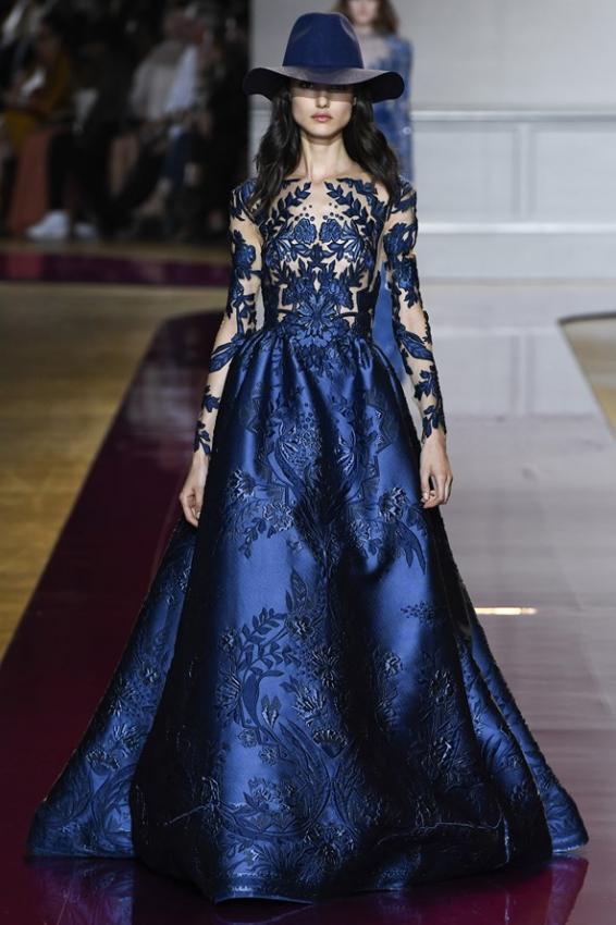 Zuhair Murad Fall Winter 2016/2017 Haute Couture