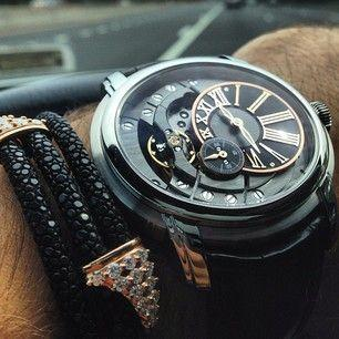 Watches and Braceletsfor a Perfect Combination