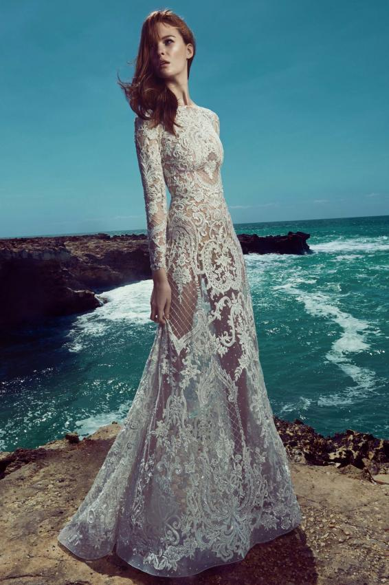 Zuhair Murad Bridal S/S 2017 Dresses are Beyond Gorgeous