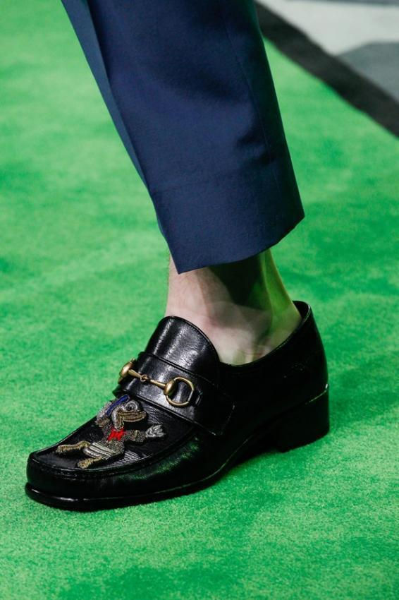 The Best Men's Fashion Shoes Trends S/S 2017