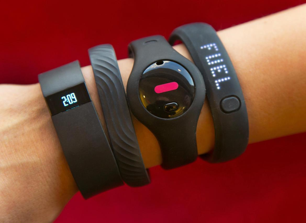 If you're looking to lose weight, increase your physical activity, or simply improve your overall health, a personal activity tracker can help you reach your goal. Seeing how much activity you do (or don't) get, day-by-day and week-by-week, could motivate you to start taking the stairs or walking the dog an extra lap around the block. At the very least, it will make you more mindful of your activity level, which is a huge first step to getting fit.A fitness tracker is the perfect way to monitor