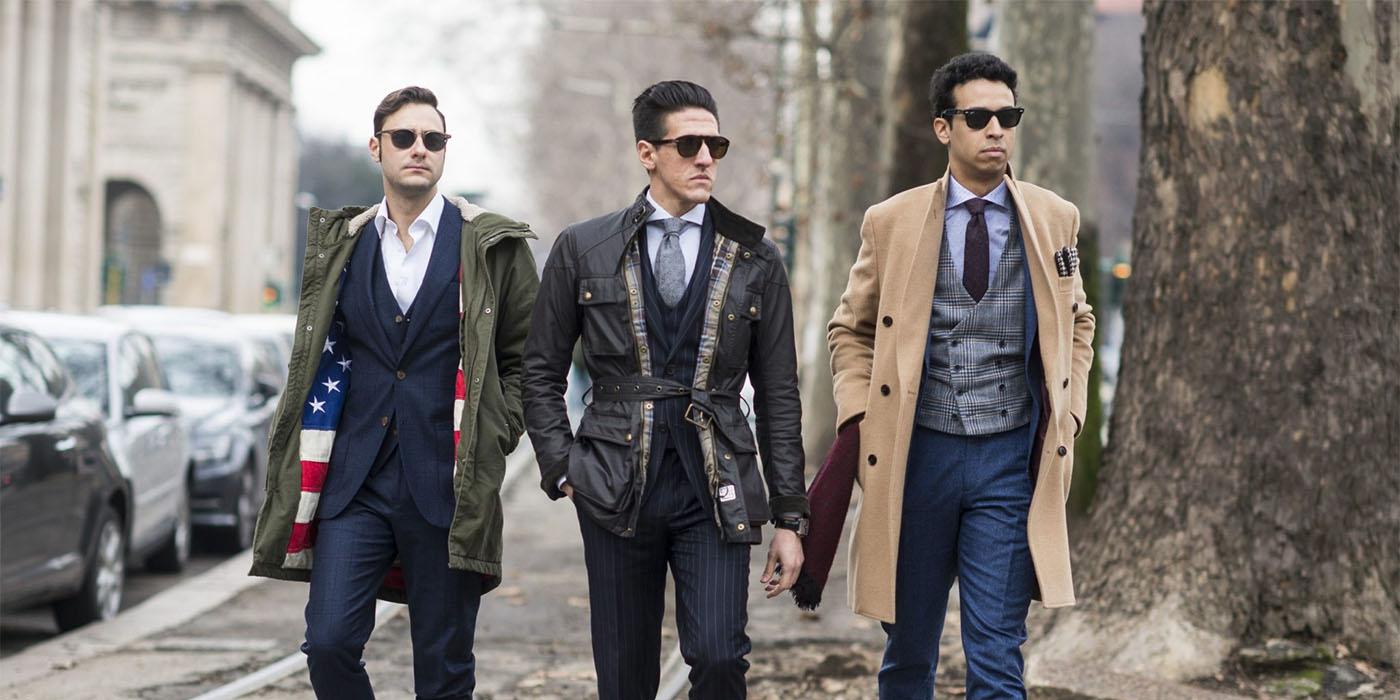 Stylish, Upscale and Dapper Men