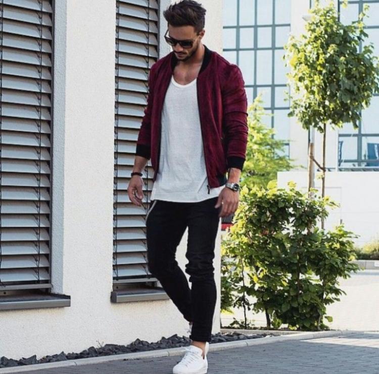 Stylish, Upscale and  DapperMen's Looks Fall 2016