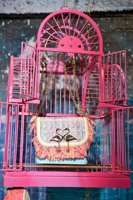 'Dolly Birds of Paradise'Sophia Webster S/S 2017