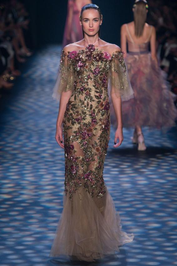 Marchesa Spring/Summer 2017 Collection