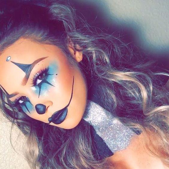 Hauntingly Gorgeous Halloween Makeup