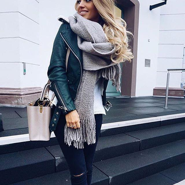 20 Amazing Outfits from Instagram for Autumn