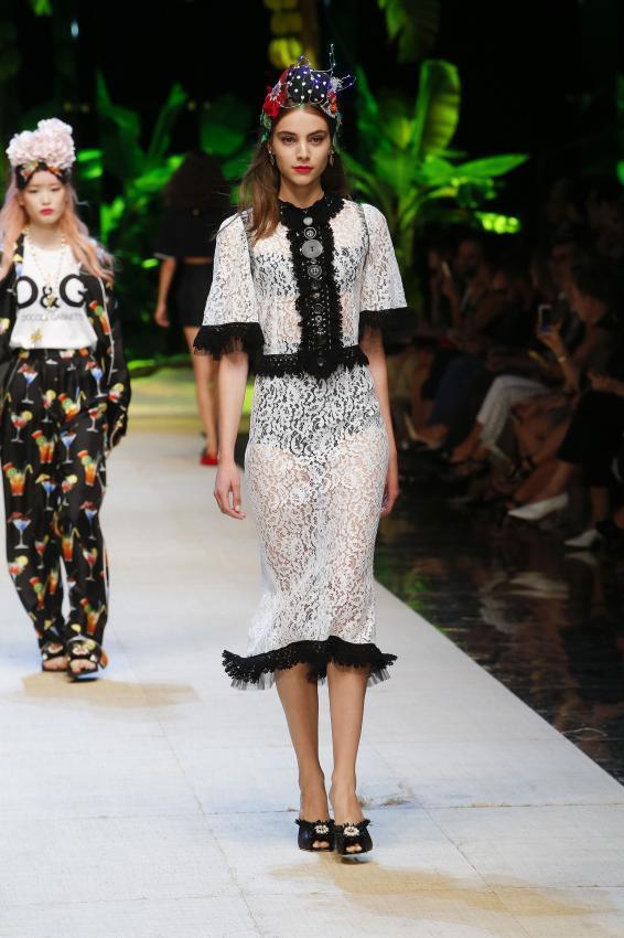 Dolce & Gabbana Runway Show #2