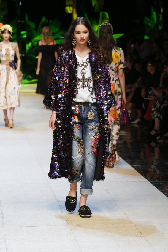 Dolce&Gabbana Runway Show #2