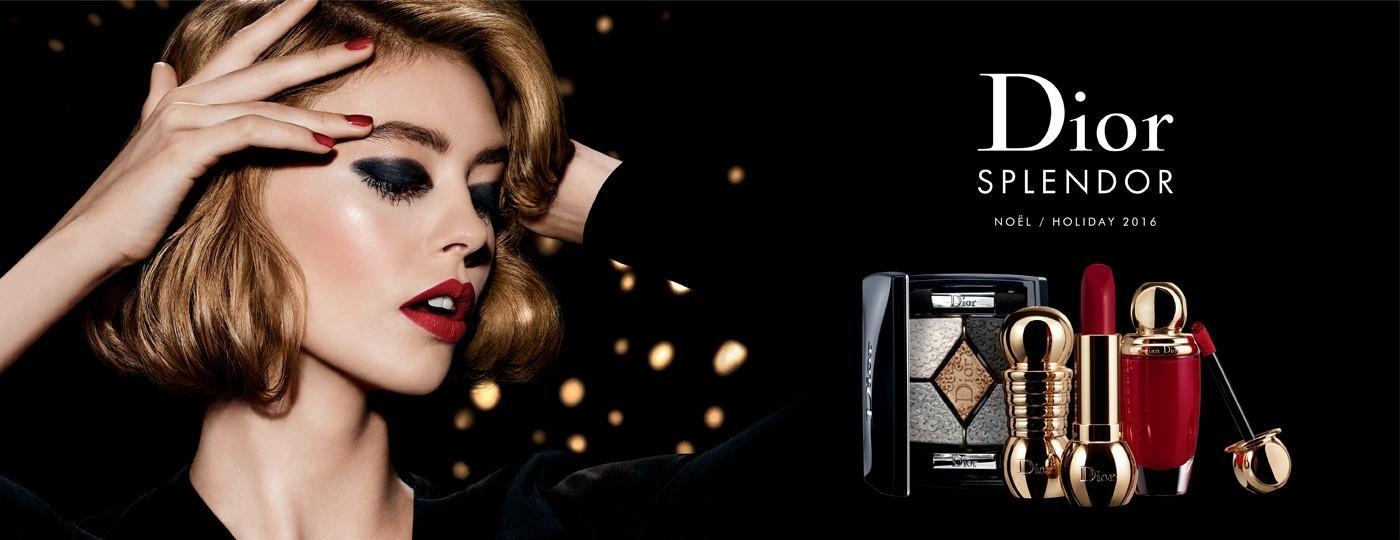 Dior 2016 Holiday Collection - Splendor