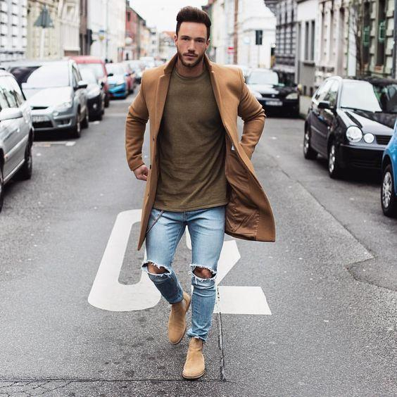 Men's Street Style Outfits