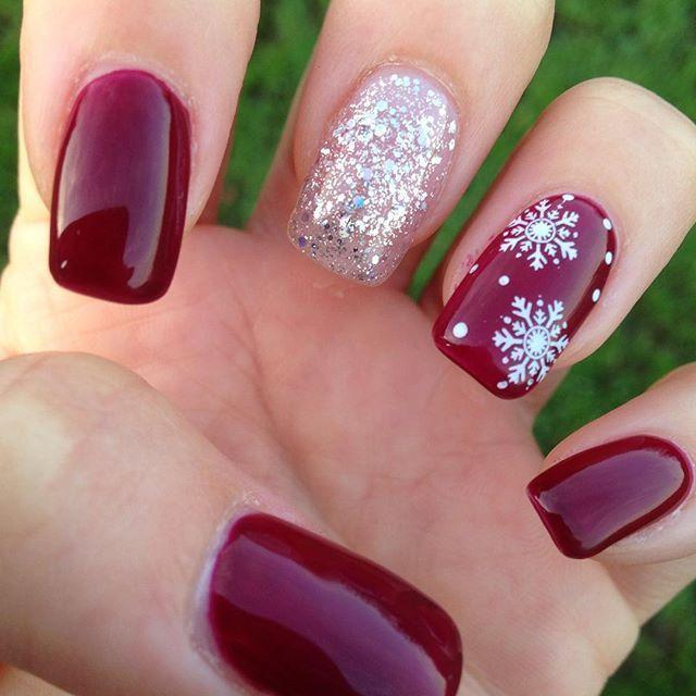 Christmas Nails Design
