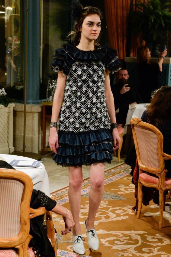 Chanel Pre Fall RTW 2017 Collection