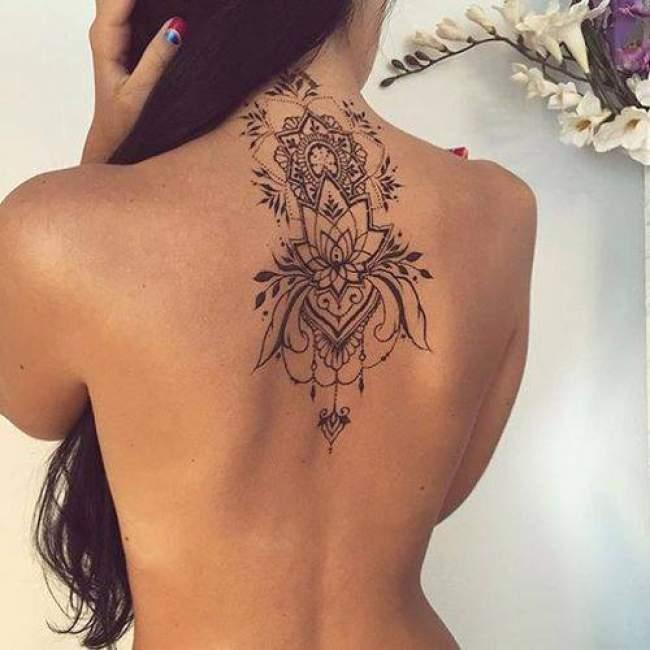 Sexy Tattoos for Girls