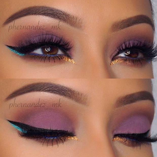 Make-Up Tips from Pinterest for New Year