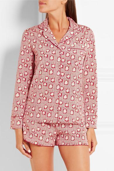 Pajamas for fashionistas