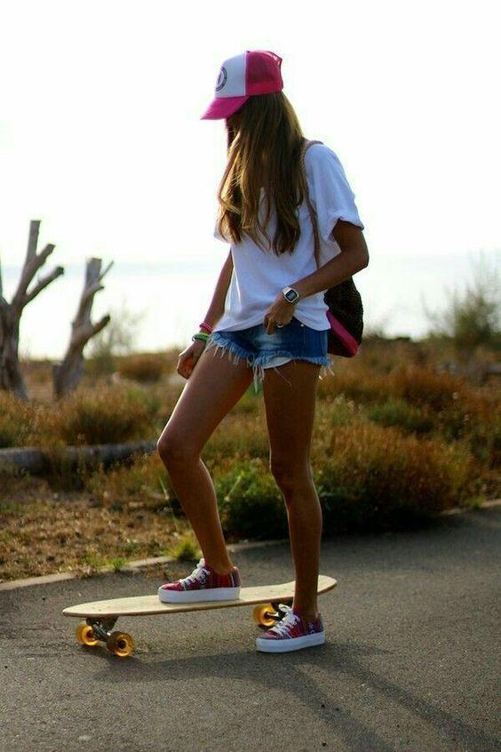 Street Sporty Style for Girls
