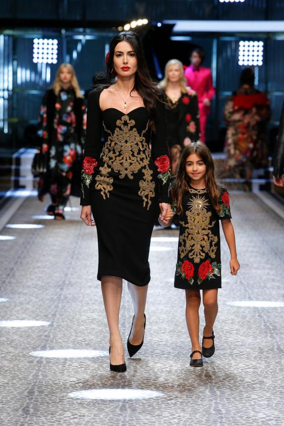 Another masterpiece from  Dolce&Gabbana