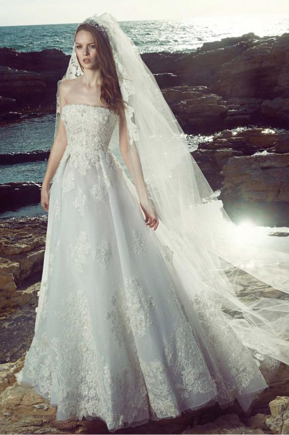 Top 8 Wedding Dress Brands : Best designers of wedding dresses el style