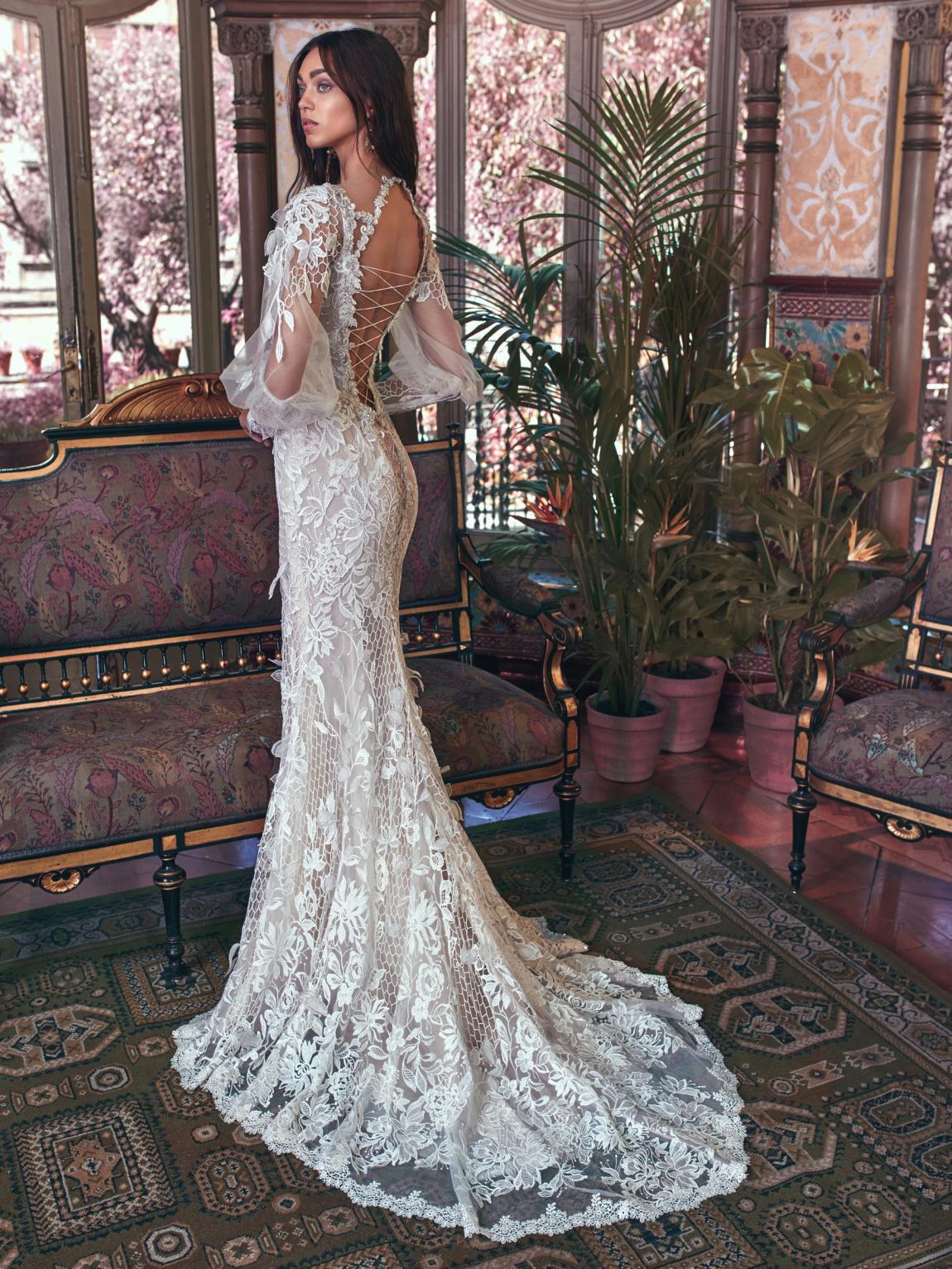 Luxury wedding dresses from Galia Lahav