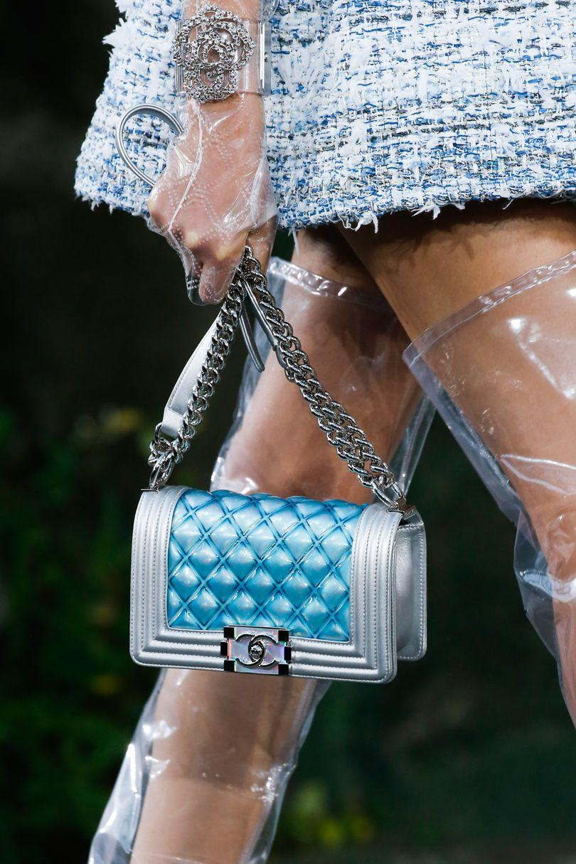 New bags and accessories from Chanel