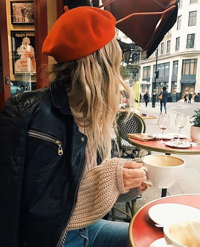 Cozy hats for the fall inspiration