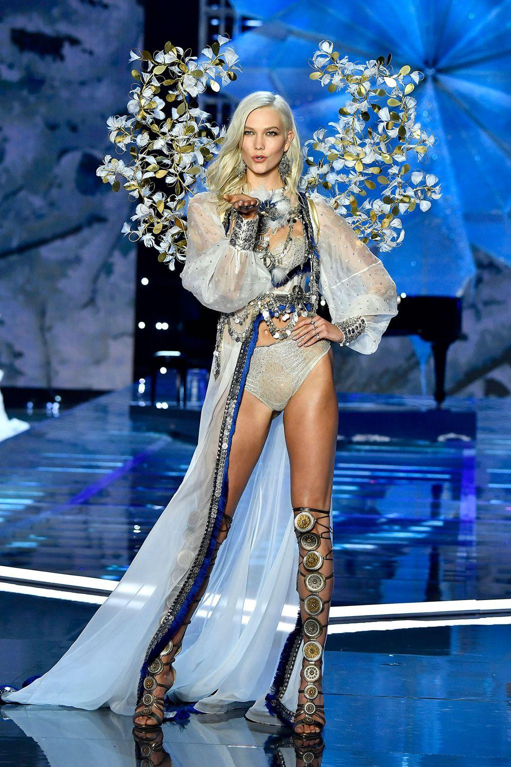 The best from Victoria's Secret Fashion Show 2017