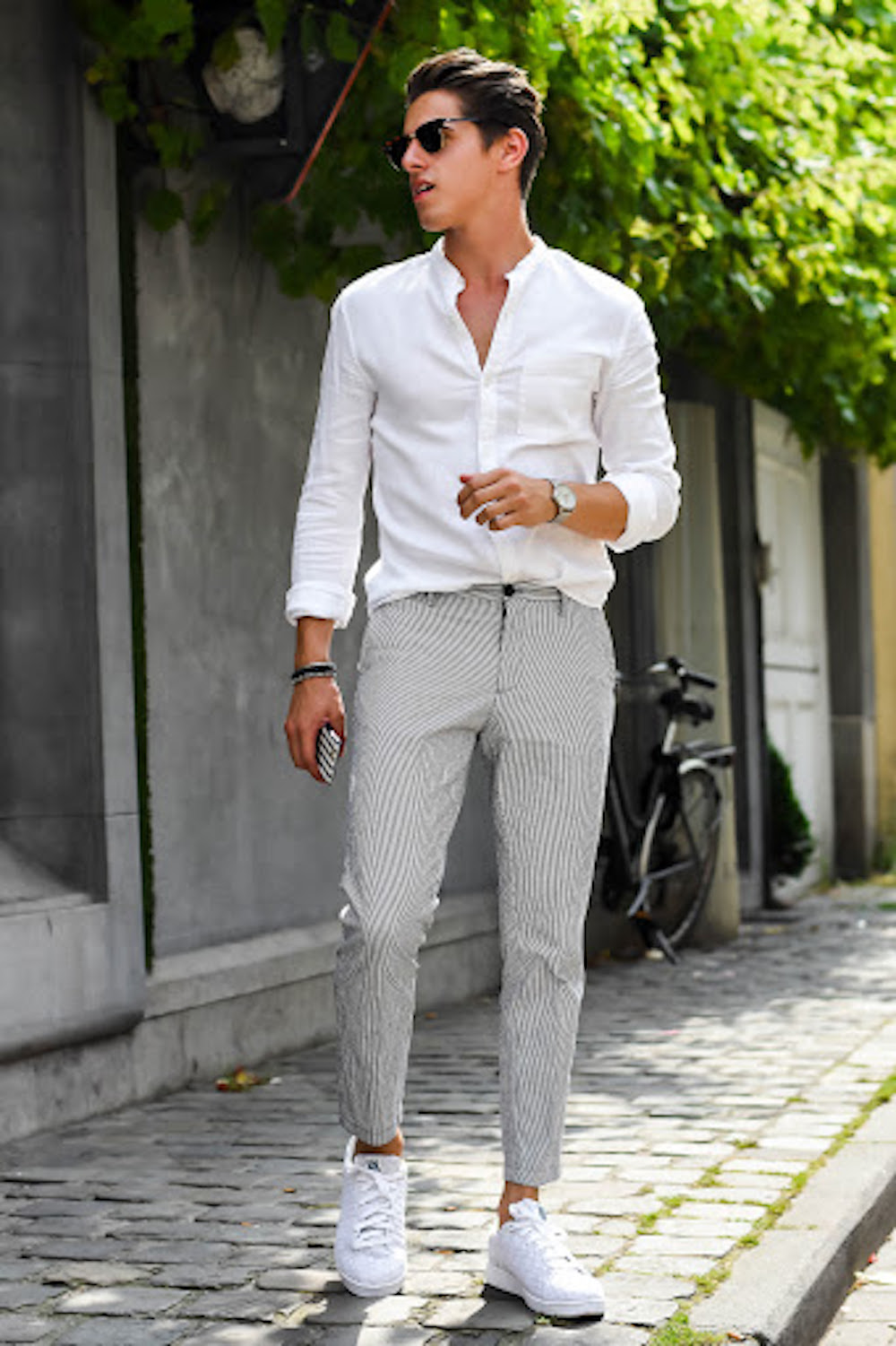 Casual Men's Summer Style Outfit