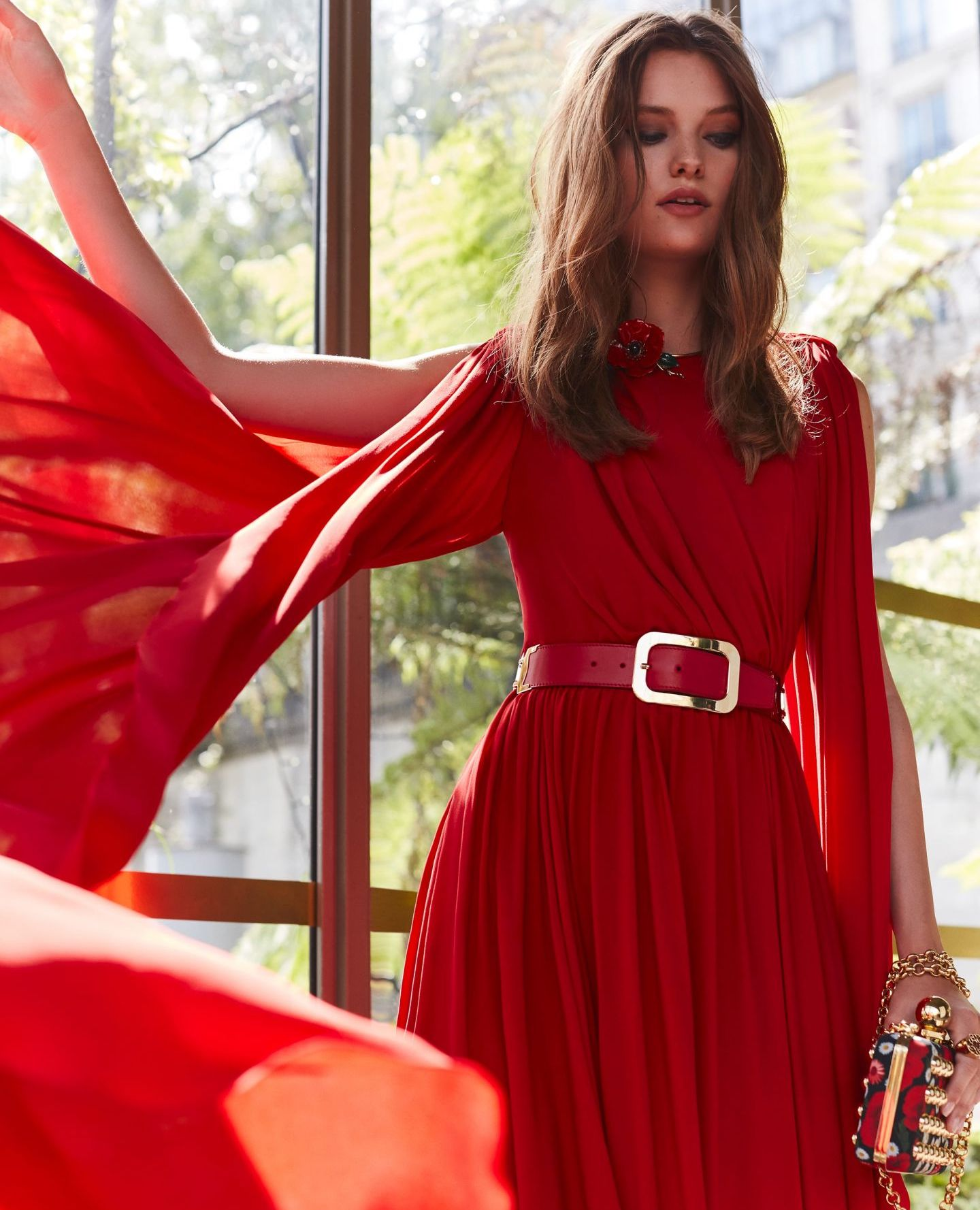 Elie Saab ready-to-wear resort 2019 collection