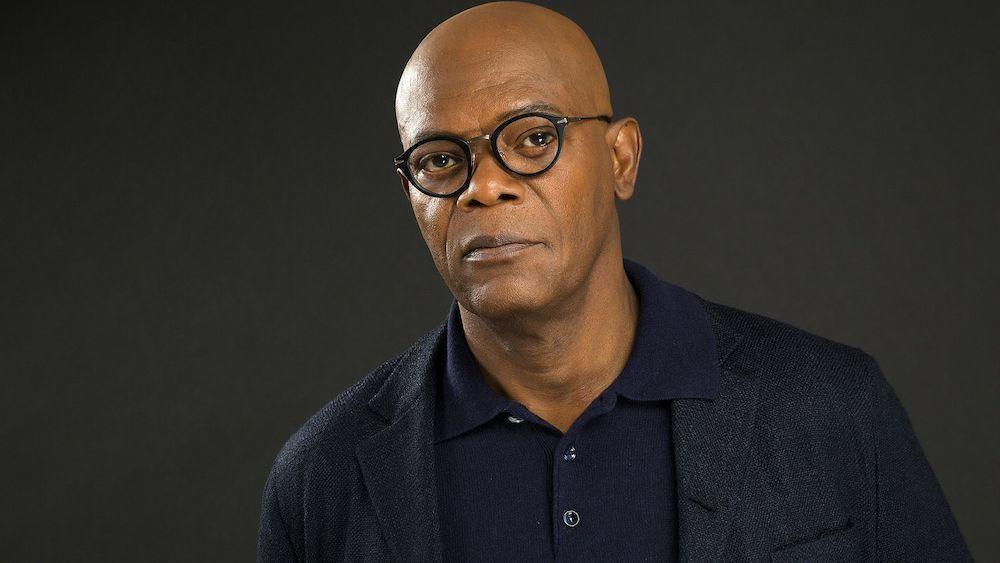 Just be the best like Samuel L. Jackson is