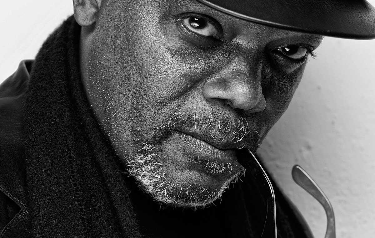 Talented, exciting, versatile and undoubtedly one of the greatest. Samuel L. Jackson