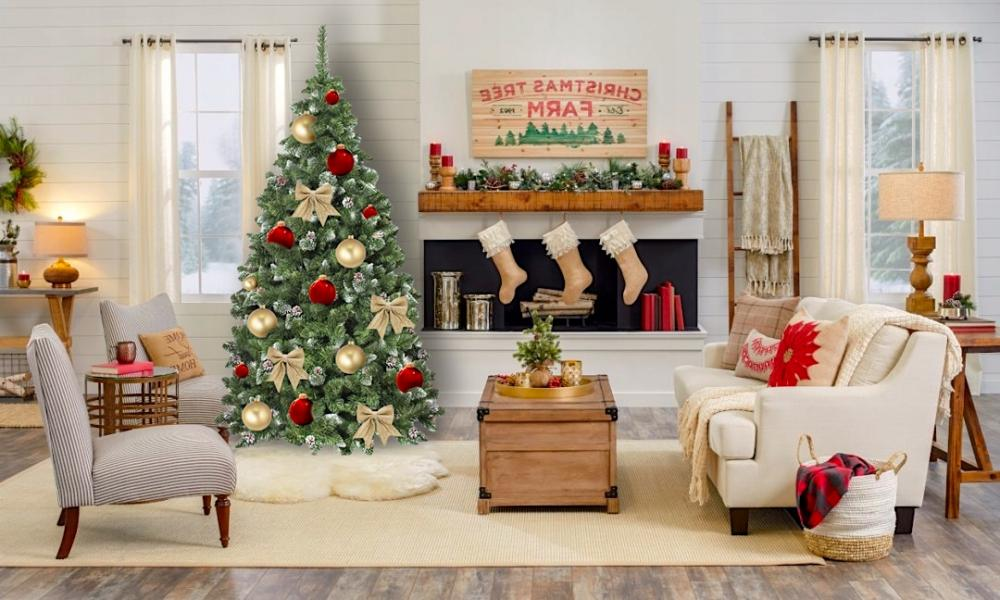 Simple and great ideas for Christmas decorations