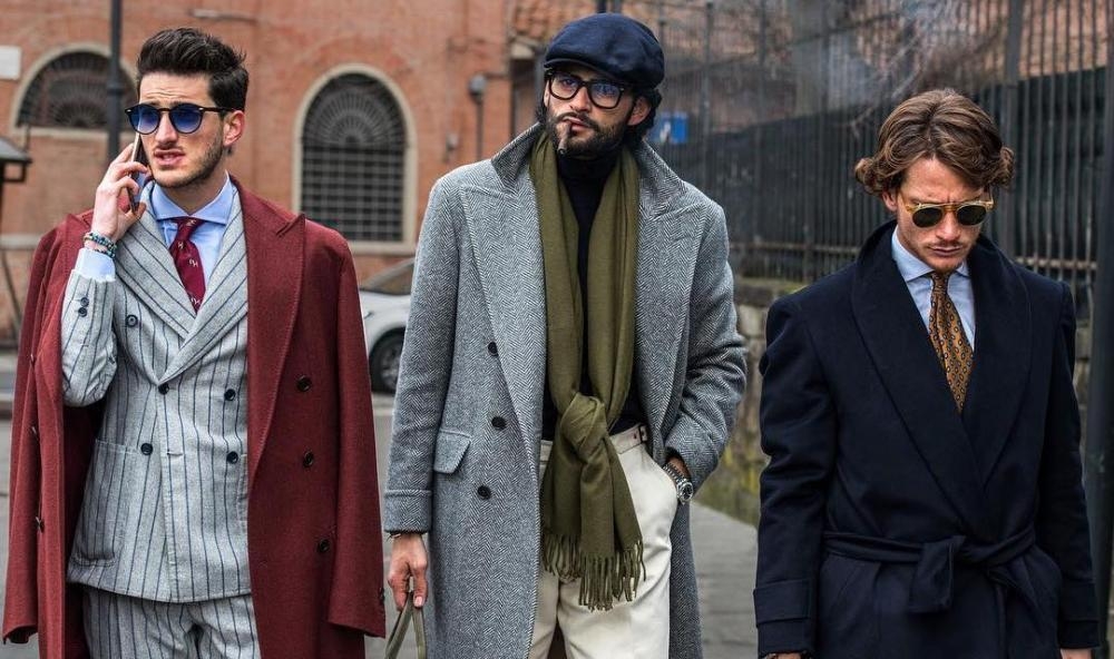 Latest men's fall-winter clothing trends