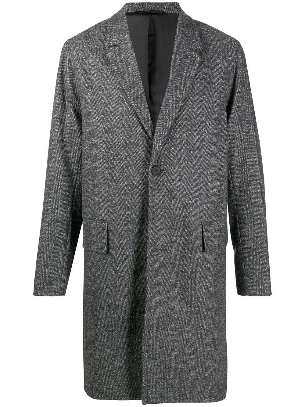 Officine Generale single-breasted coat