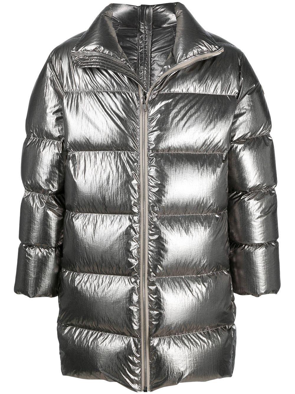 Moncler + Rick Owens puffer coat