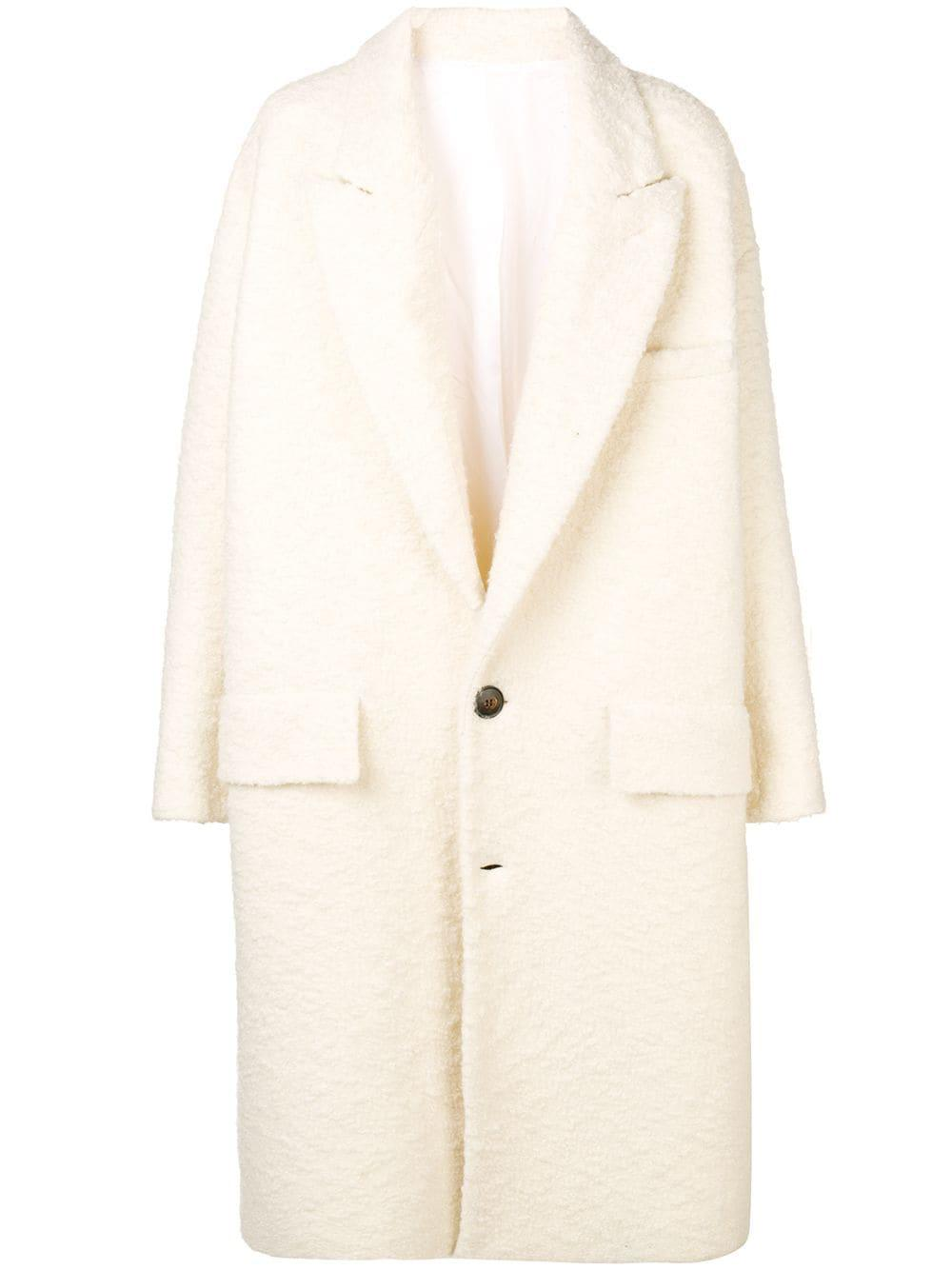 AMI Paris Oversize Coat