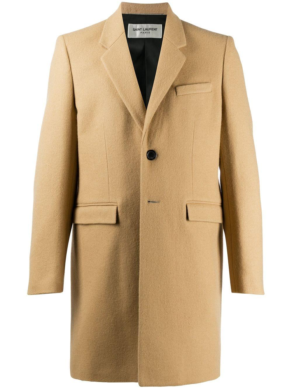 Saint Laurent tailored coat