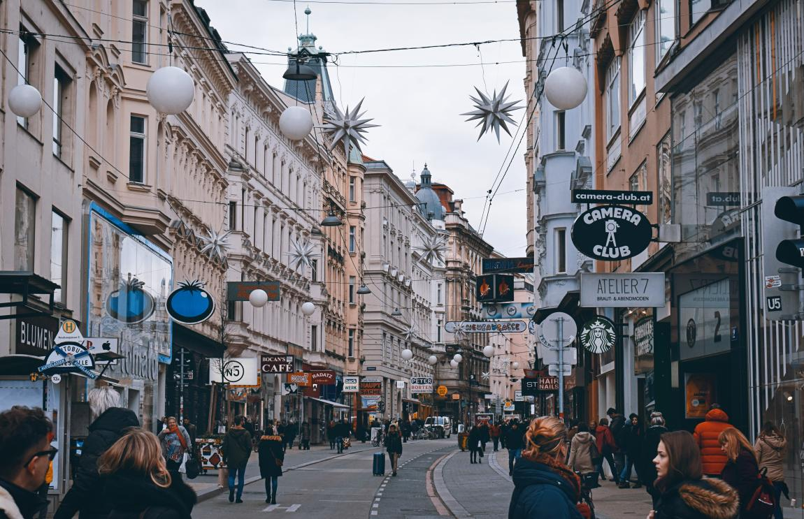 Vienna is the best city for a modern fashionista