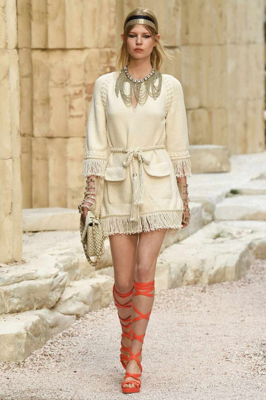 Chanel курортна колекція Літо 2018