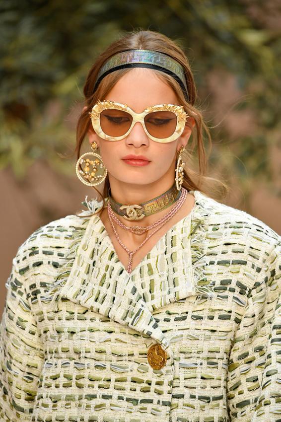 Приголомшливі аксесуари від круїзної колекції Chanel 2018
