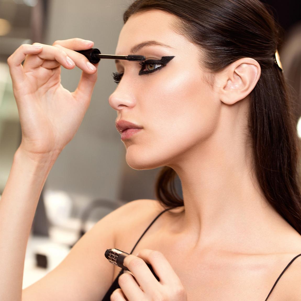 Новий сенсаційний макіяж від Dior