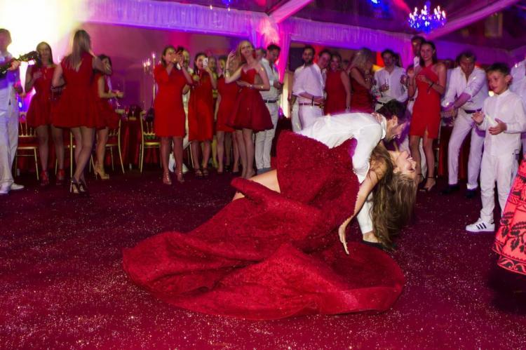 Victoria Swarovski вийшла заміж в найкращій весільній сукні у світі